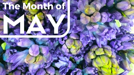 The Month Of May…