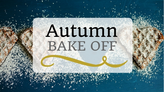 Autumn Bake Off