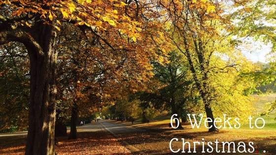 6 Weeks To Christmas